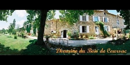 Domaine du Bois de Coursac Domaine du Bois de Coursac, Chambres d`Hôtes Séverac Le Chateau (12)