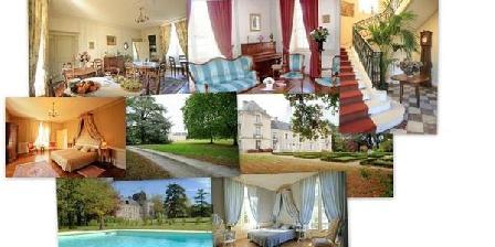 Chateau de Cop Choux Chateau de Cop Choux, Chambres d`Hôtes Mouzeil (44)
