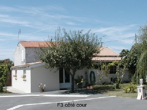 Etape Océane, Gîtes Marennes (17)