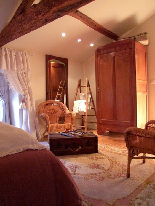 Maison de la Malnaye, Chambres d`Hôtes Les Lucs Sur Boulogne (85)