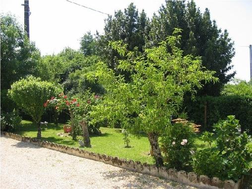 Le Jardin de Rose, Chambres d`Hôtes Romagne (86)
