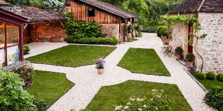 L'Ombrière L'accès à notre maison d'hôtes en Dordogne