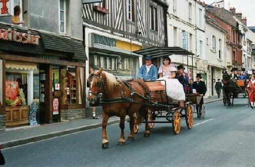 Chambre d'hote Calvados - Au Fer A Cheval, Chambres d`Hôtes Beaufour Druval (14)