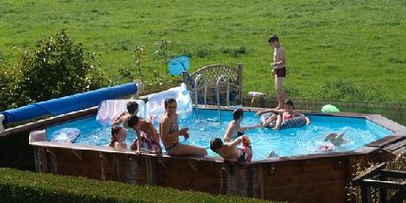Au Fer à Cheval Au Fer A Cheval, Chambres d`Hôtes Beaufour Druval (14)