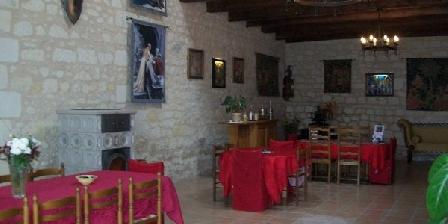 Le Pressoir de Godefroy Le Pressoir de Godefroy, Chambres d`Hôtes Saint Patrice (37)