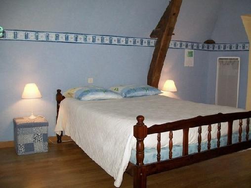 Chambre d'hote Indre-et-Loire - Le Pressoir de Godefroy, Chambres d`Hôtes Saint Patrice (37)