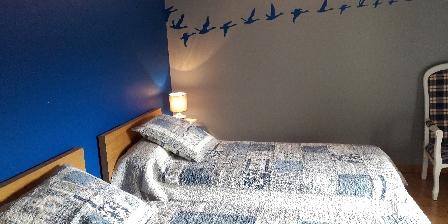 Le Garry Chambre bleue