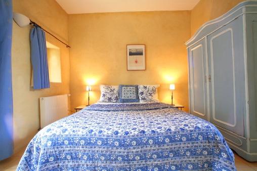une de nos chambres doubles avec terrasse privatiive