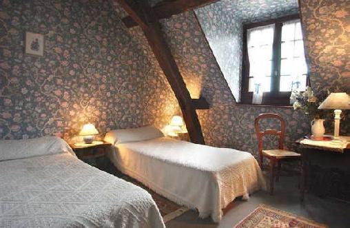 Chambre d'hote Indre-et-Loire - La Grange Aux Moines, Chambres d`Hôtes Berthenay (37)