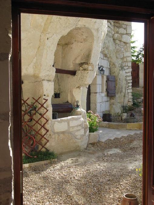 Chambre d'hote Indre-et-Loire - Les Troglos de Beaulieu, Chambres d`Hôtes Beaulieu-lès-Loches (37)
