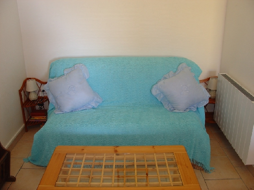 bed & breakfast Charente-Maritime - Couch