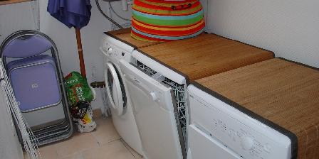 Gite du Moulin de la Croix Chine-a-laver,lave-vaisselle,sèche-lingema