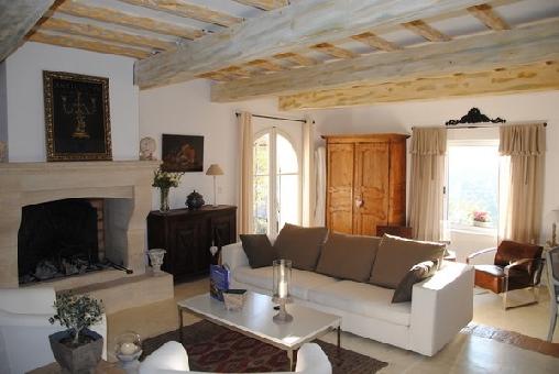 Chambre d'hote Vaucluse - La Bastide du Rempart, Chambres d`Hôtes Méthamis (84)