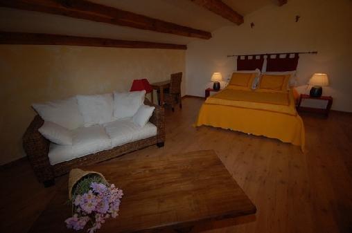 Le Mas de la Sauline, Chambres d`Hôtes La Roque D'Antheron (13)