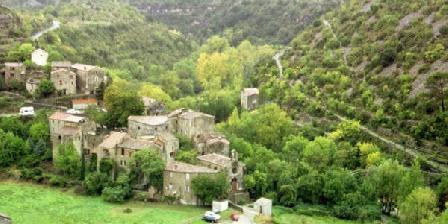 L'Oustal L'Oustal, Chambres d`Hôtes Navacelles (commune Saint Maurice Navacelles) (34)