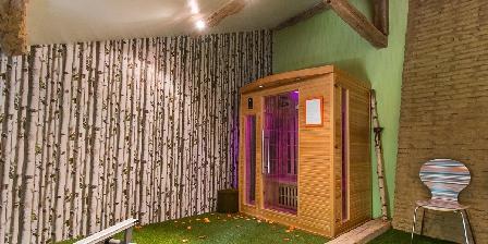 Au Mas des Calmettes Sauna