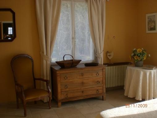 Chambre d'hote Indre-et-Loire - Les Amandines, Chambres d`Hôtes Chenonceaux (37)