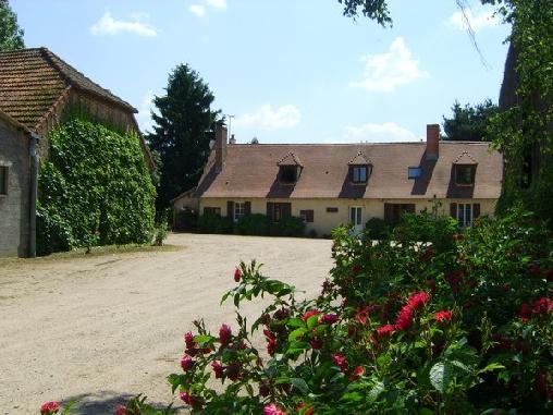 Chambre d'hote Nièvre - Domaine du Troncin, Chambres d`Hôtes Decize (58)