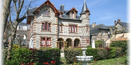 La Villa Bligny *** La Villa Bligny ***, Gîtes Etretat (76)