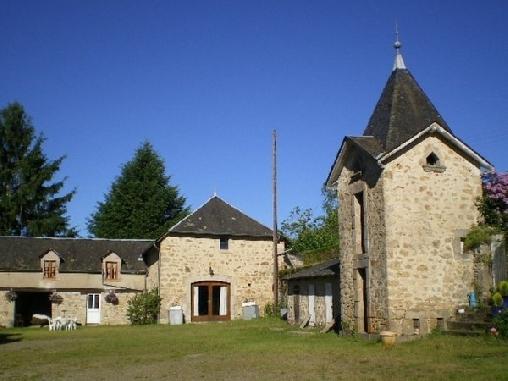 Gîte à La Grange, Gîtes La Roche Canillac (19)