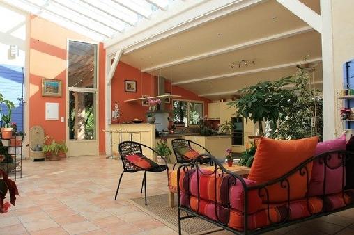 Chambre d'hote Vaucluse - Les Santolines, Chambres d`Hôtes Piolenc (84)