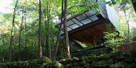 Cabane Perchée Cabane Perchée, Chambres d`Hôtes Vinezac (07)
