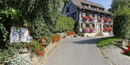Ferme auberge du paradis une chambre d 39 hotes dans le for Auberge du haut jardin