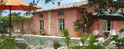 Bed and breakfast Le Mas Coquelicot