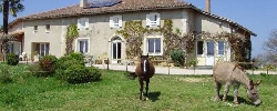 Bed and breakfast La Ferme des Mouleres