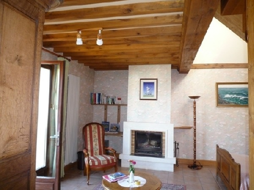 Villa Bellevue, Chambres d`Hôtes Grandcamp Maisy (14)