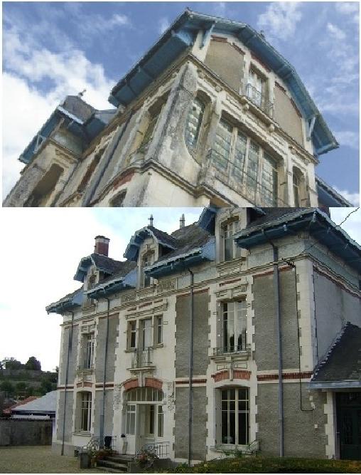 Gastzimmer Deux-Sèvres -