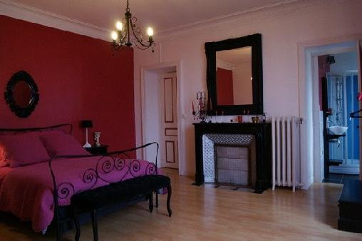 La Villa de Bleue de Mauléon, Chambres d`Hôtes Mauléon (79)