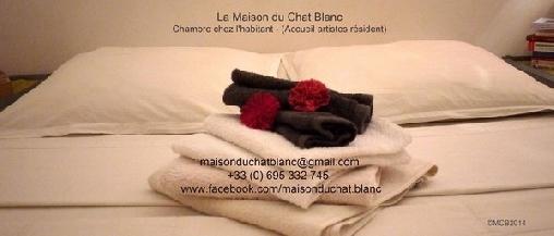 Maisonduchatblanc, Chambres d`Hôtes Marseille (13)