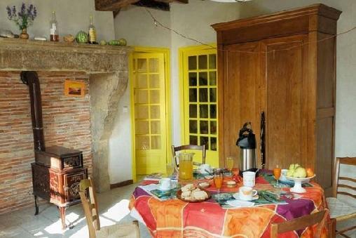 Chambre d'hote Isère - Aux Voisins de La Tour, Chambres d`Hôtes Anjou (38)