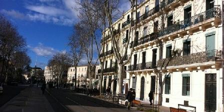 Mon Jardin en Ville Mon Jardin en Ville, Chambres d`Hôtes Montpellier (34)