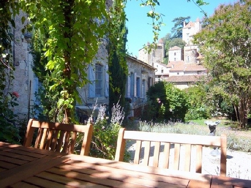 Chambre d'hote Lot - Maison Delmas, Chambres d`Hôtes Puy L'Eveque (46)