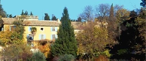 Domaine de Clairefontaine, Chambres d`Hôtes Pujaut (30)
