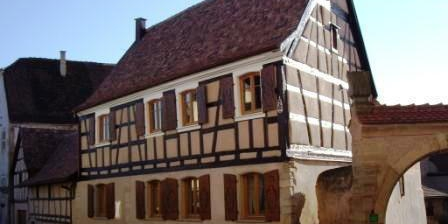 La Rose D'Alsace La Rose D'Alsace, Chambres d`Hôtes Rosheim (67)