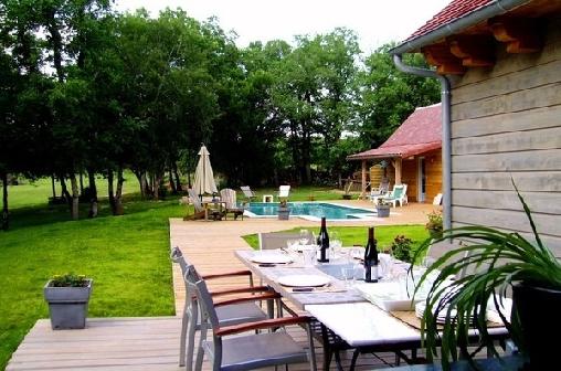 Chambre d'hote Lot - Marty Cottage, Chambres d`Hôtes Gramat (46)