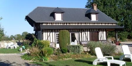 Le Gîte La Cour Thiron Le Gite La Cour Thiron à 10 Kilomètres de Honfleur, Gîtes Manneville La Raoult (27)