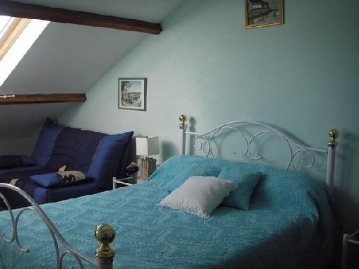 Le Vigneau, Chambres d`Hôtes Moncé En Belin (72)