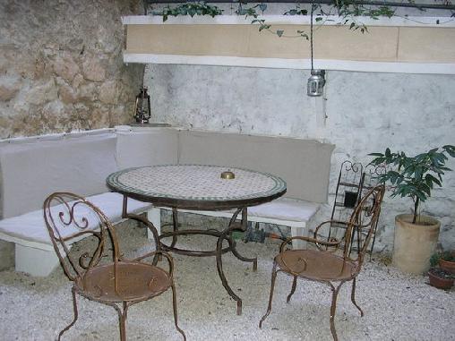 Chambre d'hote Aude - Le Patio des Cigales, Chambres d`Hôtes Roquefort Des Corbieres (11)