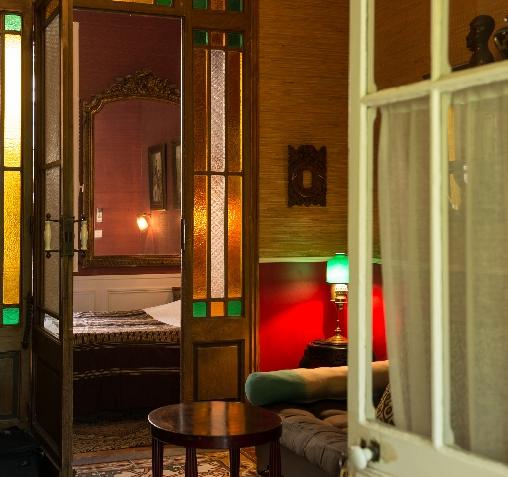 Chambre d'hote Bouches du Rhône - La Petite Calanque, Chambres d`Hôtes Marseille (13)