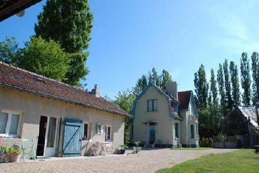 Chambre d'hote Aisne - De Kersenbloesem (the Cherry Blossom), Chambres d`Hôtes Colonfay (02)