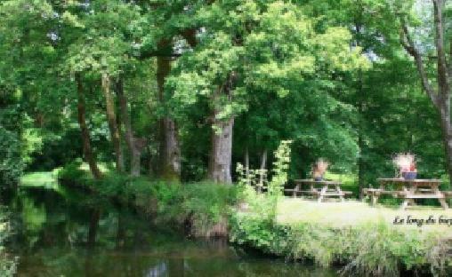 Le Moulin de Lesnehue, Chambres d`Hôtes Saint-Avé (56)