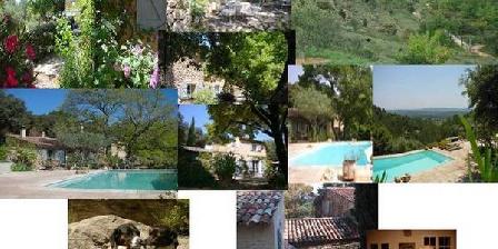 Domaine La Boussarelle Domaine La Boussarelle, Chambres d`Hôtes Cotignac (83)