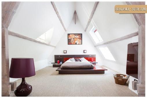 L'Orée de Giverny, Chambres d`Hôtes Limetz-Villez (78)