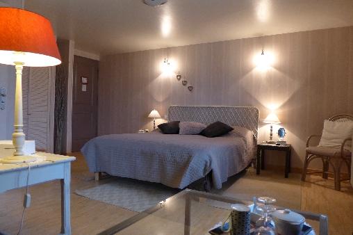 Chambre d'hote Haute-Marne - Chambre 3Au Repos du Vannier, Chambres d`Hôtes Fayl-Billot (52)