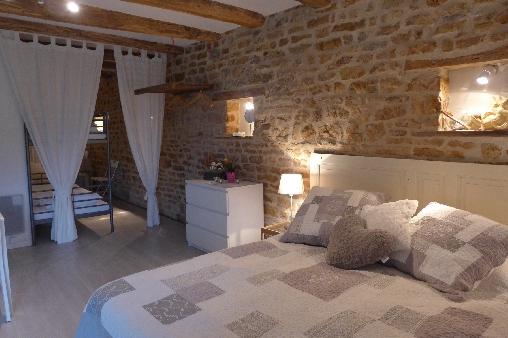 Chambre d'hote Haute-Marne - Chambre 4