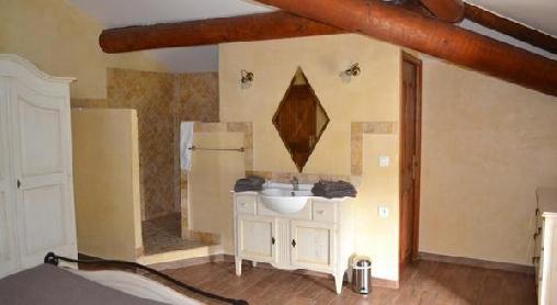 Chambre d'hote Vaucluse - Ferme de Palumiane, Chambres d`Hôtes Visan (84)
